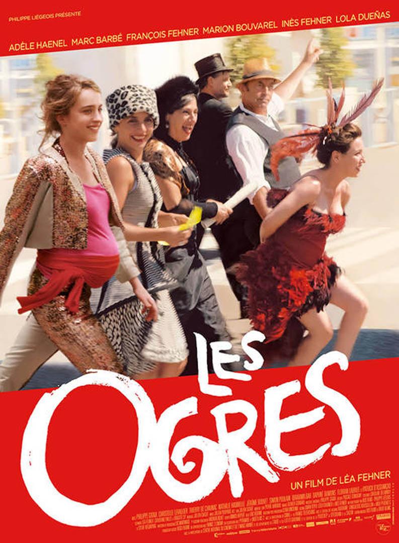Affiche Film Les Ogres
